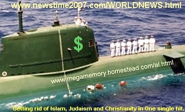 It is TIME to get rid of Christianity, Islam and Judaism in One single - End of Nuclear Religions hit !